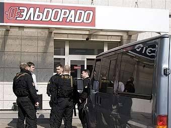 """СМИ: в офисе """"Эльдорадо"""" провели обыски по делу о неуплате налогов"""