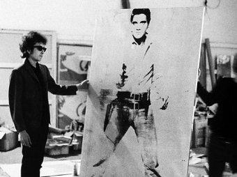 В США портрет Элвиса Пресли продали за 37 миллионов долларов