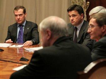 В России введены прямые выборы губернаторов