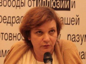 Елена Панфилова уходит из президентского совета по правам человека