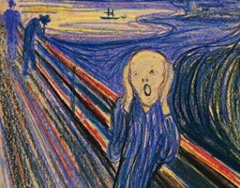 """Картина """"Крик"""" продана на аукционе почти за  млн"""
