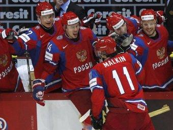 Сборная России триумфально выиграла чемпионат мира по хоккею
