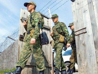 На границе с Китаем убиты 12 казахстанских пограничников