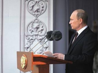 Путин уволил кураторов реформы полиции