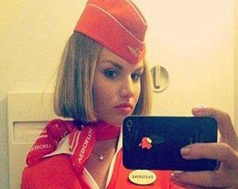 """Стюардесса, уволенная за твит о крушении SSJ-100, стала офис-менеджером """"ВКонтакте"""""""