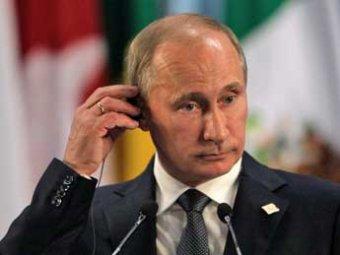 Путин пригрозил США в ответ на принятие «закона Магнитского»