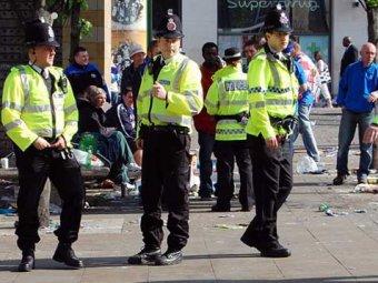 Лондонская полиция взорвала автомобиль туриста