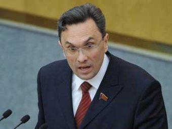 Депутата Бессонова могут лишить неприкосновенности из-за подозрения в избиении копов