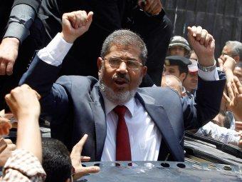 Новым президентом Египта стал исламист Мурси