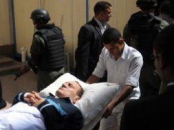 Экс-президент Египта Хосни Мубарак впал в кому