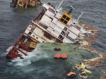 У берегов Австралии затонуло судно со 150 нелегалами