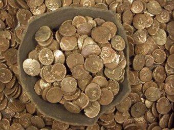 На острове Джерси найден клад стоимостью более 16 миллионов долларов!