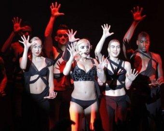 Леди Гага получила сотрясение мозга во время концерта в Новой Зеландии