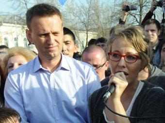 Навальный, Собчак и Яшин пришли на допрос в СК
