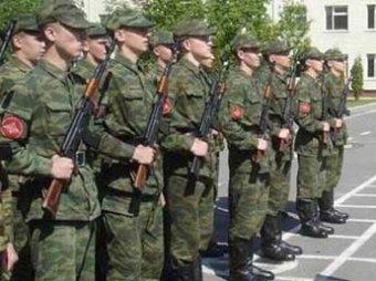 Более 200 солдат-срочников под Самарой заболели пневмонией и бронхитом