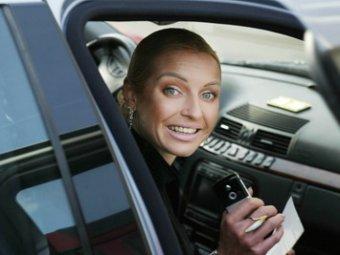 Анастасия Волочкова попала в ДТП под Новороссийском