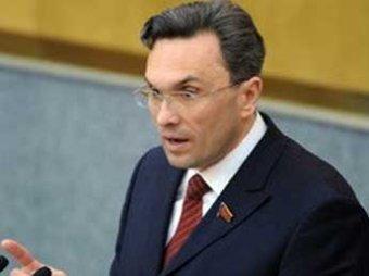 Госдума лишила депутатского иммунитета коммуниста Бессонова