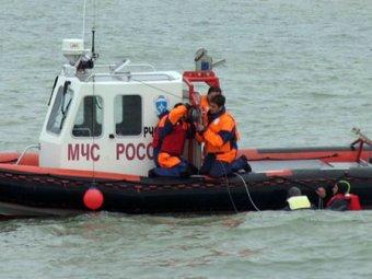В Томской области перевернулся и затонул теплоход