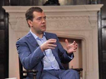 Медведев дал интервью The Times: он снова заговорил о своем президентстве