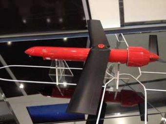 В Фарнборо показали новый тип оружия - беспилотник-камикадзе