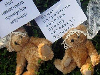 Лукашенко признал факт нарушения границы шведским самолетом с мишками