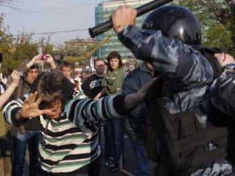 Еще два человека задержаны по делу о беспорядках на Болотной