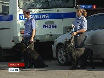 В Москве неизвестные в масках напали на ресторан