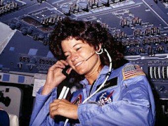 В США умерла первая американка-астронавт