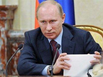 Путин подписал скандальный закон об НКО, как иностранных агентах
