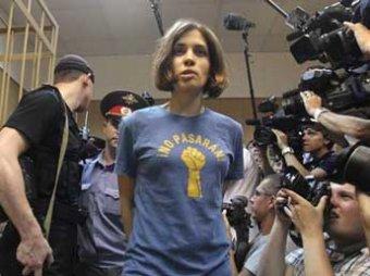 Суд оставил всех участник Pussy Riot за решеткой