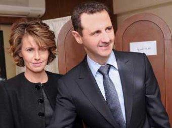 СМИ: сирийский президент Башар Асад согласился уйти мирно