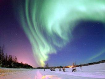 """Учёные записали """"голос"""" полярного сияния"""