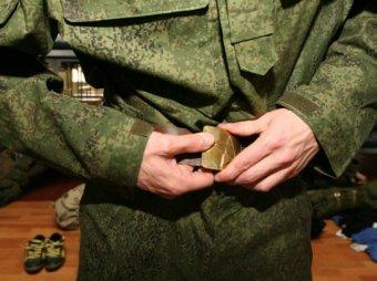 На Урале после ссоры с офицером повесился солдат-срочник