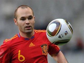 Назван лучший футболист Европы