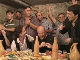"""Грузинская оппозиция спела Саакашвили свою версию хита """"Давай, до свидания"""""""