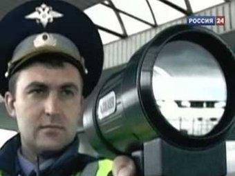 Колокольцев запретил ГИБДД использовать радары без фото-видеофиксации