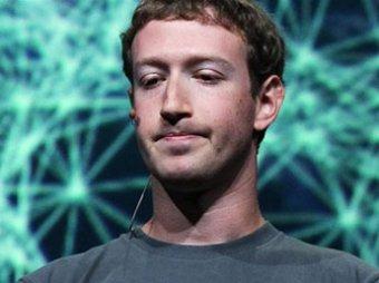 Всего за один день Цукерберг потерял