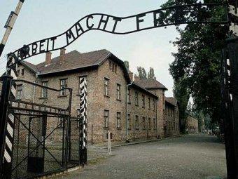 """Эстонская газовая фирма сделала себе рекламу на """"Освенциме"""""""