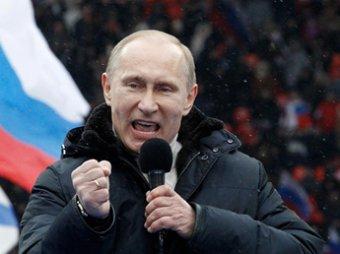 Эксперты выяснили, чьи интересы защищает Путин больше всего