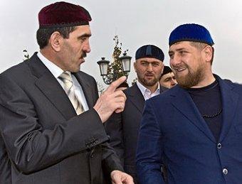 Кадыров раскритиковал Евкурова за плохую борьбу с террористами