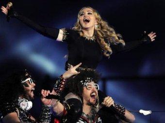 Мадонне могут запретить въезд в Россию из-за танцев на кресте