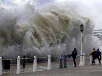 После Японии сильнейший за полвека тайфун обрушится на Приморье