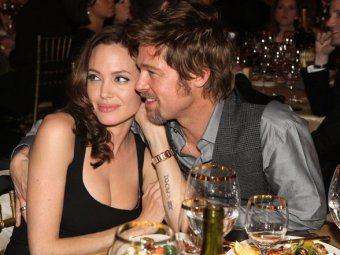 СМИ: Питт и Джоли сыграют свадьбу уже в эти выходные