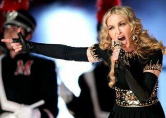 В Киеве Мадонна по-русски материлась со сцены