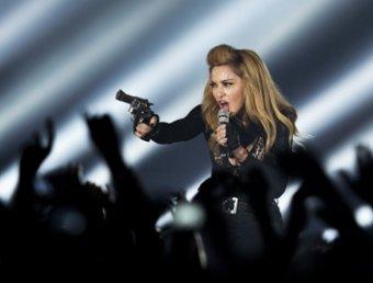 Команда стерилизаторов уничтожит все следы пребывания Мадонны в Москве