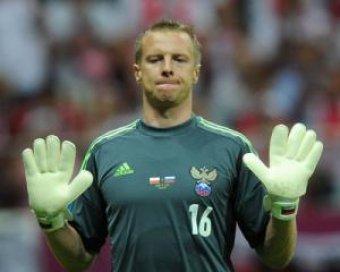 Вячеслав Малафеев отказался играть за сборную России