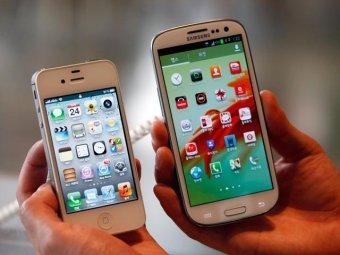 Samsung заплатит Apple  млрд за плагиат