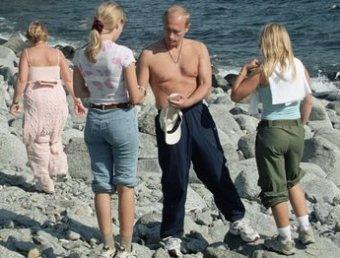 Болгарские СМИ сделали Путина дедушкой
