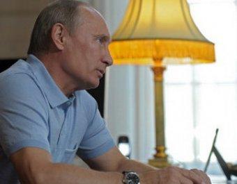 """Путин ответил на открытое письмо Макаревича о """"тотальных откатах"""""""