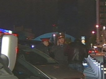 В Москве дочь заммэра попала в ДТП прямо у здания МВД